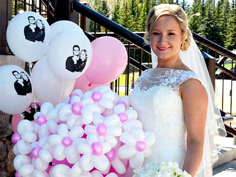 Globoflexia para bodas