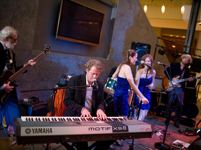 Música en vivo para bodas en Barcelona